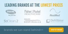 CPAP machines from ResMed, Respironics, Fisher & Paykel, Devilbliss and more
