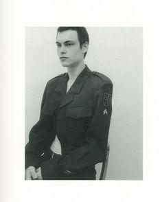 "pukeboy: "" Raf Simons Redux, 1995-2005. ph. Collier Schorr """