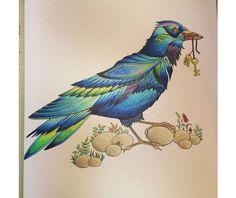 Photos: New coloring books for adults are good for your health ...