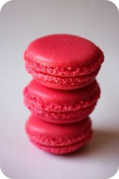 Macaroons ~ Perfect macaroons are tricky to make but such a delight when you get them right.