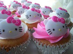 #hellokitty #cupcake
