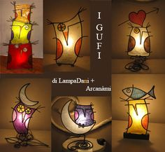 Incredible, Beautiful, Inventive, Creative things people are makin Stained Glass Light, Stained Glass Birds, Stained Glass Designs, Stained Glass Projects, Stained Glass Patterns, Fused Glass, Glass Animals, Recycled Glass, Art Plastique