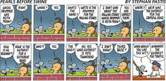 Pearls Before Swine for 10/19/2014 | Pearls Before Swine | Comics | ArcaMax Publishing