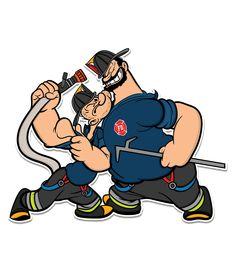 Cartoon Pics, Cartoon Characters, Cartoon Clip, Animated Cartoons, Cool Cartoons, Iphone Wallpaper Quotes Love, Popeye Cartoon, Bull Logo, Special Forces