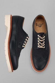 Urban Outfitters - Dr. Martens Alfred Brogue Shoe