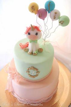 Unicorn Cake on Cake Central