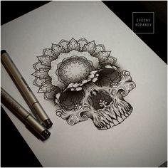 skull - Evgeny Kopanov