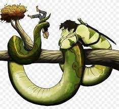 Magical Creatures, Fantasy Creatures, Fantasy Character Design, Character Inspiration, Snake Art, Snake Drawing, Hybrid Art, Monster Boy, Spiritual Animal