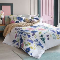 Bluebellgray Florrie Duvet Cover - Double