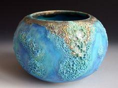 jan lewin-cadogan Ceramic Bowls, Ceramic Pottery, Ceramic Art, Earthenware, Stoneware, Head Planters, Sculptures Céramiques, Diy Clay, Clay Art
