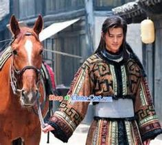 Mongolian Clothes for Men - Bing Images