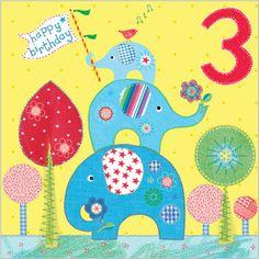 Birthday Card by Linda Edwards for Clare Madicott