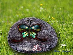 Mano creativa: Pintura sobre Piedras