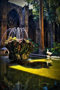 13th Century Urinal - Barcelona, Spain