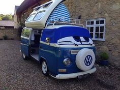 T2 VW Westfalia bus vintage..Re-pin brought to you by agents of #CarInsurance at #HouseofInsurance in Eugene, Oregon.