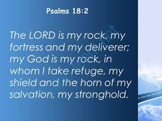 psalns 18 2 the lord is my rock powerpoint church sermon Slide03http://www.slideteam.net