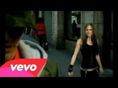 "Avril Lavigne - Don't Tell Me ""Did I not tell you that I'm not like that girl, the one who, throws it all away"""