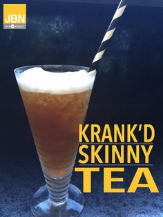 Krank'd Skinny Tea! The perfect tea to quench your thirst and starve your fat cells this summer. Utilizing the energy blend in Krank'd, the fat-starving components of our Pure CLA and the immune boosting properties of L-Glutamine! 1 scoops of CLA Pure, 1 scoop of L-Glutamine, 4 oz of water. 4 oz of Krank'd Peach Tea. #jbn #skinny #fat #loss #low #calorie #justbenatural