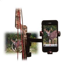 JackKnife Smartphone Bow Mount | S4Gear Hunting - cool way to film your hunt without the outrageous expenses!