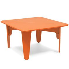 notNeutral BB02 Kids Table | AllModern - plastic.  $420