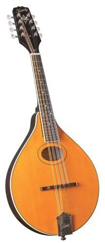 Kentucky Artist A-Model Mandolin Model KM-172 in Honey Amber by Kentucky. $299.00. Every Kentucky mandolin is meticulously hand-crafted from the finest materials to produce the best possible instrument for players of every level.  We have upgraded the 100 series throughout and added new color options for every taste.. Save 34% Off!