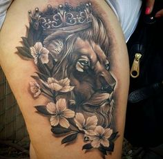 skin tattoos fav tattoos amazing tattoos tattoos piercings tattoo lion ...