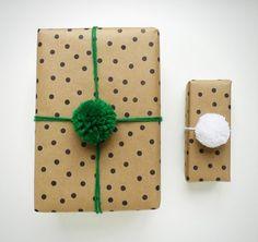 DIY: Adornos para regalo originales   ActitudFEM