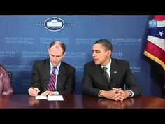 [Collection] Online forum on the small business: President Obama on loans..