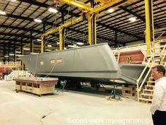 Siebert Yacht Management 66' Sabre Dirigo Hull #1