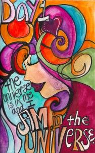 Fantabulous marker art by WONDERLANDER Jennifer