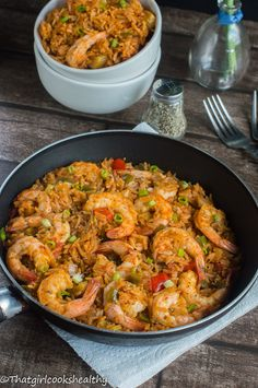 Bring Mardi Gras to your doorstep with this creole style shrimp jambalaya