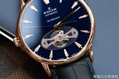 Les Bémonts Open Heart automatic Dream Watches, Omega Watch, Heart, Watches, Hearts