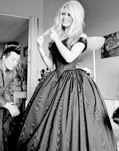 "meganmonroes: """"Brigitte Bardot in the 1960s. "" """
