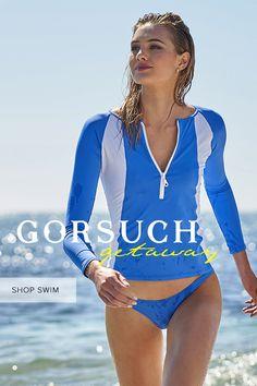 Dive in to the new Gorsuch Swim Collection Preteen Girls Fashion, Girl Fashion, Sexy Bikini, Bikini Girls, Women Bikini, Bikinis, Swimsuits, Swimwear, Best Jeans For Women