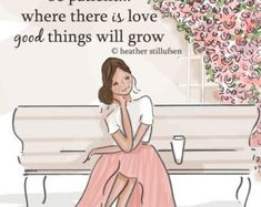 Items on Etsy that resemble Where there is love - inspirational art - Quotes - Art for women - quotes for women - Art for women - inspirational art - be patient. Where there is love good things will grow be patient. Where there is love good things w - Art Quotes, Inspirational Quotes, Motivational Quotes, Quote Art, Life Quotes, Boss Quotes, Peace Quotes, Sister Quotes, Wise Words