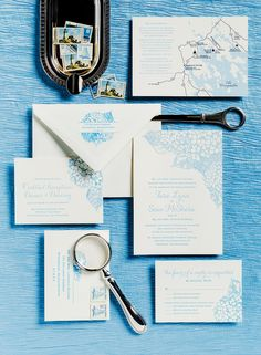 Tara & Sean's Wedding Featured in Boston Magazine! Stunning Invite by @ChelseyEmery