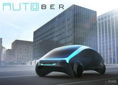 AutoUber is our concept for the future of self-driving cars. It's a new type of taxi experience – one that's more personalized, proactive, sustainable, and safe.