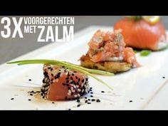 Smoked Salmon 3 ways Deli Food, Food Menu, A Food, Good Food, Yummy Food, Fish Recipes, Appetizer Recipes, Cooking Recipes, Healthy Recipes
