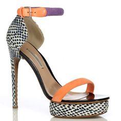 Nicholas Kirkwood Pre-Spring 2013 Shoes