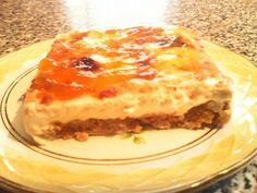 Συνταγές για διαβητικούς και δίαιτα: CHEESECAKE ΧΩΡΙΣ ΖΑΧΑΡΗ & ΒΟΥΤΥΡΟ Stevia, Lasagna, Sweet Recipes, Recipies, Cheesecake, Sweets, Sugar, Cooking, Ethnic Recipes