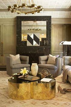 Kelly Wearstler Best Designs | Interior design trends for 2015 #interiordesignideas #trendsdesign For more inspirations: http://www.bykoket.com/inspirations/category/interior-and-decor