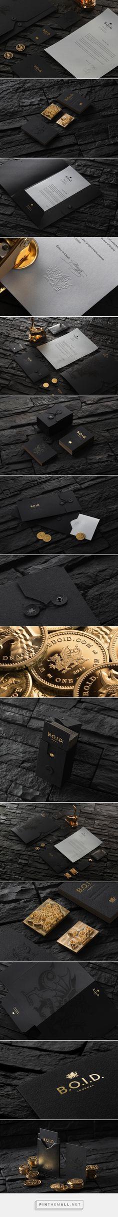 B.O.I.D. Online Journal Branding by Eskimo Design   Fivestar Branding Agency – Design and Branding Agency & Inspiration Gallery