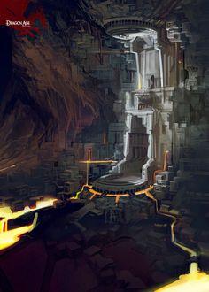Dragon Age: Origins. Orzammar.