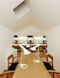 #library #interior