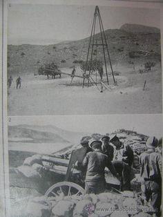 guerra del rif,marruecos ,saro,axdir,cebadilla,alhucemas,3 hoja revista,1925 - Foto 4