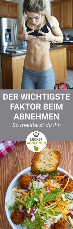 Was ist beim Abnehmen das Wichtigste? Hier dreht sich alles um einen Faktor, den… What is the most important thing when losing weight? This is all about a factor that you absolutely have to master for fat loss! Face Fat Loss, Fat Loss Diet, Weight Loss Detox, Diet Plans To Lose Weight, Losing Weight, Diet Snacks, Healthy Snacks, Fitness Diet, Health Fitness