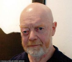 Renowned artist Roger Cecil, 72, who suffered from dementia, was discovered dead in a fiel...