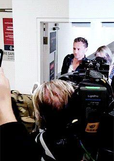 Insane press coverage in Sydney, 7/7/16.