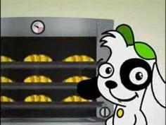 Discovery Kids - Doki Descubre Como Se Hace El Pan - YouTube
