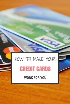 Learn how to make your credit cards work for you and pay off credit card debt much faster with these simple steps.
